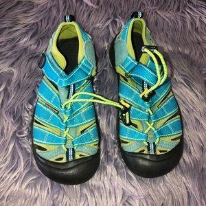 Boys Keen (1006545) Newport H2 Sandals Size 3